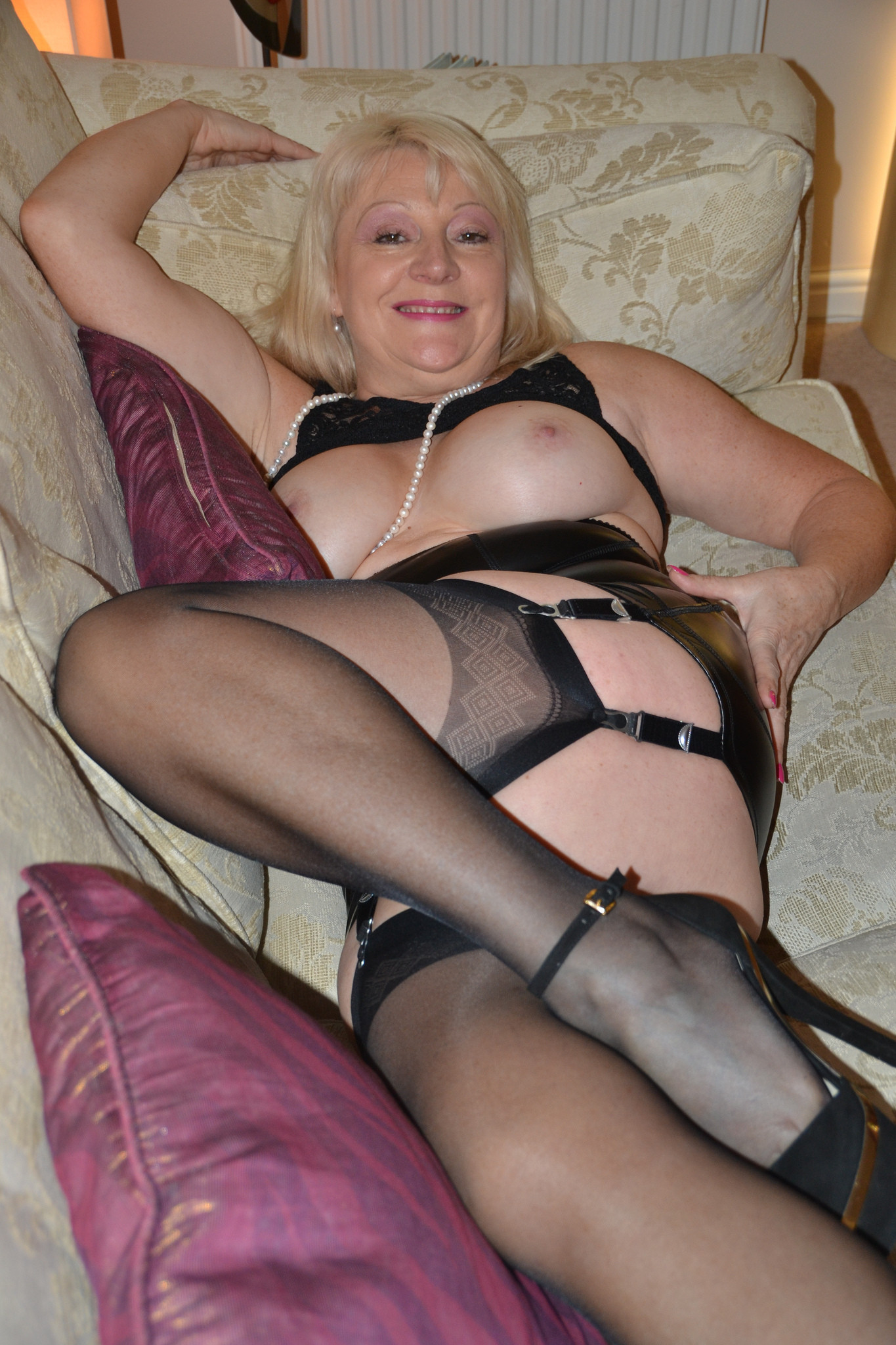 Join told Amateur mature milf stockings you