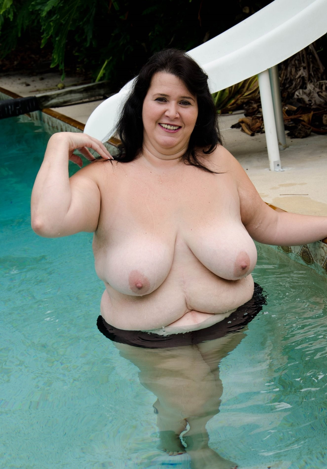 fat mature woman - porno photo